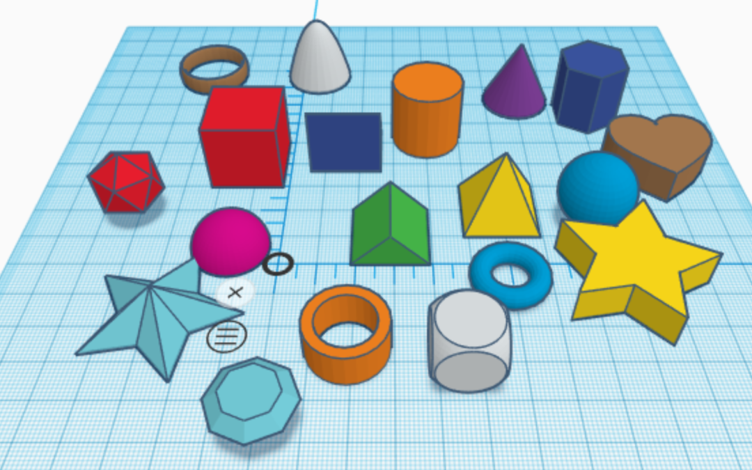 Start 3D design
