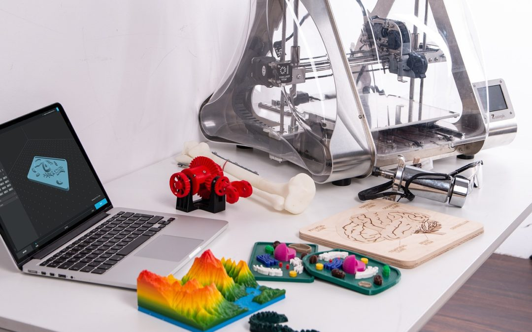 Les post traitements de l'impression 3D